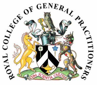 Royal College of General Practitioners - The college's achievement of arms