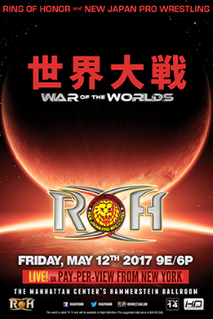ROH/NJPW War of the Worlds (2017)