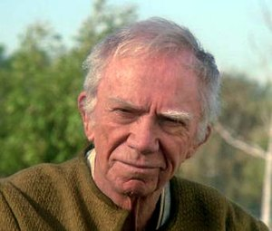 Ray Walston - Walston as Boothby in Star Trek: The Next Generation