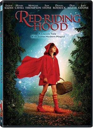 Red Riding Hood (2006 film) - DVD cover