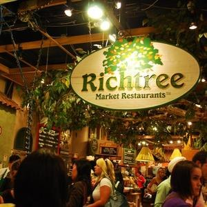 Richtree Market - Complete logo