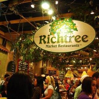 Richtree Market - Complete logo