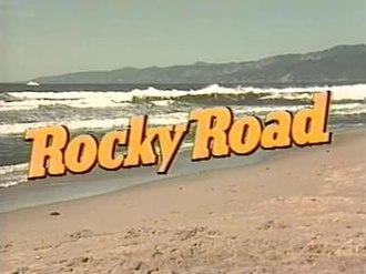 Rocky Road (TV series) - Image: Rocky Road TV series logo