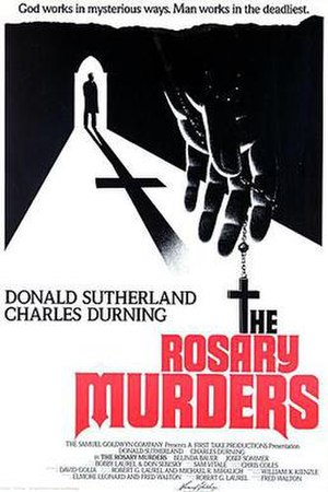 The Rosary Murders - Theatrical release poster
