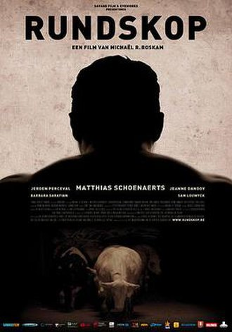 Bullhead (film) - Theatrical Poster