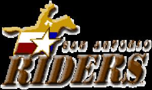 San Antonio Riders - Image: SA Riders