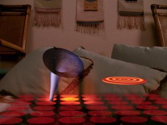 The Game (Star Trek: The Next Generation) - Image: ST TNG The Game