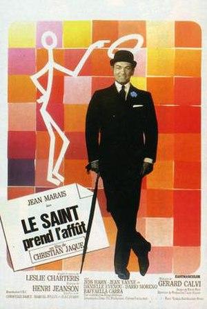 Le Saint prend l'affût - Film poster
