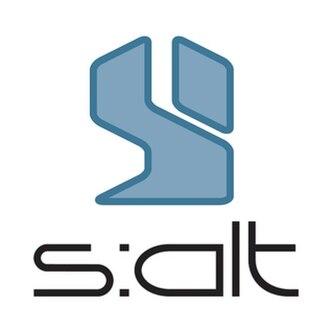 Salt Records - Image: Salt logo