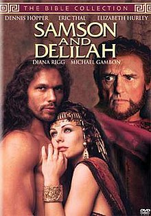 Samson and Delilah (1996 film dvd cover).jpg