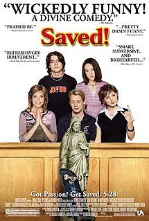 Saved movie