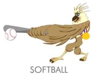 Softball at the 2005 Southeast Asian Games - Softball at the 2005 Southeast Asian Games logo
