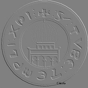 Renaud de Vichiers - Seal of Regnaud de Vichy