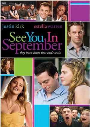 See You in September (film) - DVD cover