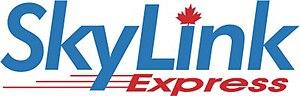 SkyLink Express - Image: Sky Link Express logo