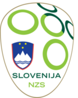 Slovenia women's national football team - Image: Slovenia national team logo