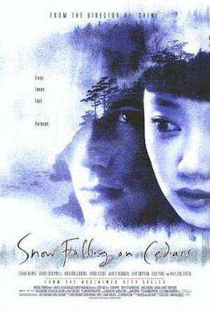 Snow Falling on Cedars (film) - Theatrical release poster
