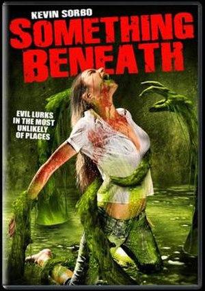 Something Beneath - DVD cover