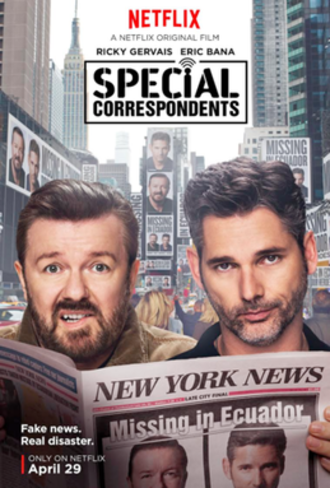 Special Correspondents - Official poster