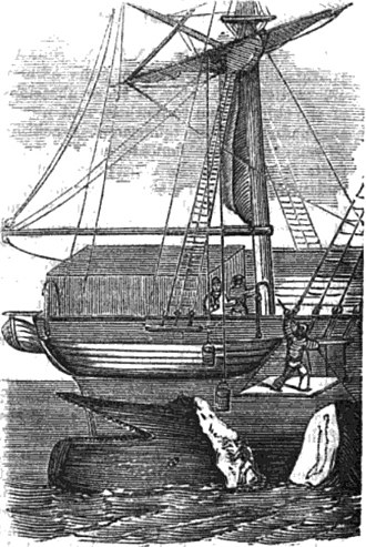 Spermaceti - Image: Spermacetti removal 1864