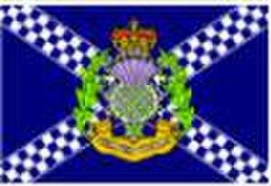 Scottish Police College - The Flag of the Scottish Police Memorial Trust