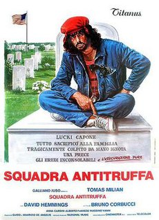 <i>Squadra antitruffa</i> 1977 Italian crime film