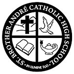 St. Brother Andre CHS Logo, Markham, ON, Canada.jpg