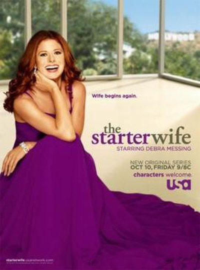 Picture of a TV show: The Starter Wife