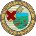 Official seal of Stoughton, Massachusetts