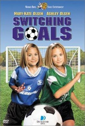 Switching Goals - DVD cover
