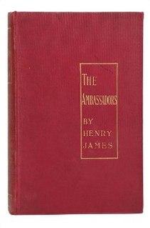 <i>The Ambassadors</i> novel by Henry James