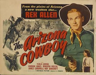 The Arizona Cowboy - Image: The Arizona Cowboy