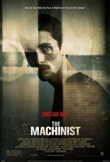 The Machinist (2004) (In Hindi) SL DM -  Christian Bale, Jennifer Jason Leigh, John Sharian