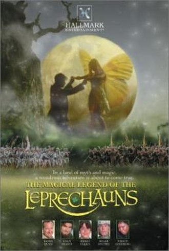 The Magical Legend of the Leprechauns - Image: The Magical Legend of the Leprechauns