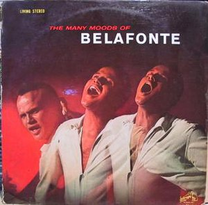 The Many Moods of Belafonte - Image: The Many Moods of Belafonte