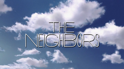 Picture of a TV show: The Neighbors