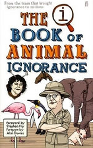 The Book of Animal Ignorance - The UK cover.