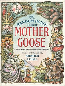 The Random House Book Of Mother Goose Jpg