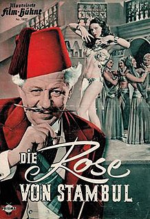 <i>The Rose of Stamboul</i> (1953 film) 1953 film