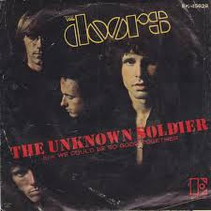 The Unknown Soldier (song) - Image: The Unknown Soldier The Doors