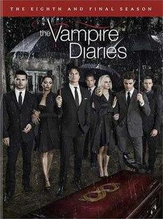 <i>The Vampire Diaries</i> (season 8)