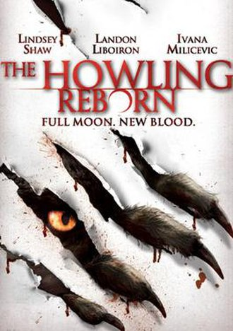 The Howling: Reborn - DVD cover
