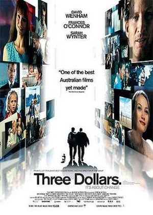 Three Dollars - Theatrical release poster