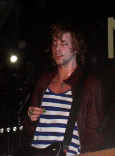 Tom Bellamy British musician