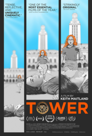 Tower (2016 film) - Theatrical release poster