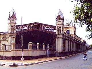 Rail transport in Paraguay