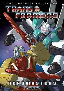 Transformers The Headmasters DVD cover art.jpg