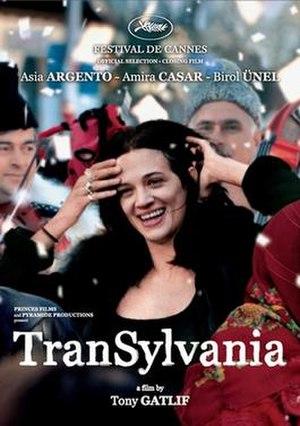 Transylvania (film) - Image: Transylvania (2006 film) poster