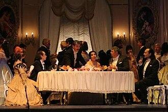 Ruse Opera and Philharmonic Society - La traviata in Rousse State Opera