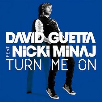 Turn Me On (David Guetta song) - Image: Turn Me On